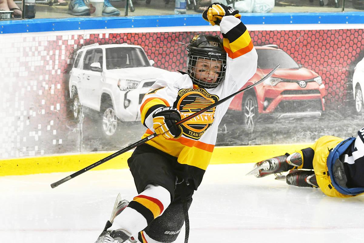 Whitehorse Player Shines At Prestigious Hockey Tourney Yukon News